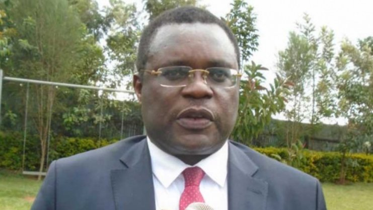 Former Bungoma Governor Ken Lusaka elected Senate Speaker