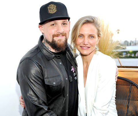 In Recent  News Benji Madden Wishes Beautiful Wife Cameron Diaz Happy Birthday: Photo -