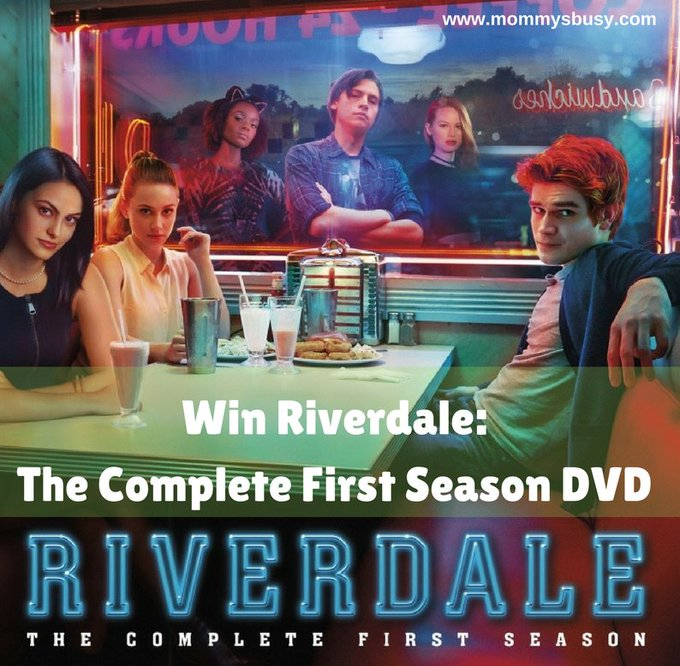 Win Riverdale: The Complete First Season on DVD