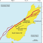 Sampling of the active alpine fault in New Zealand reveals extreme hydrothermal conditions