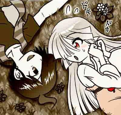 奇異太郎少年の妖怪絵日記 最新話が公開されたマンガごっちゃ: コミックライド:     雪娘も普通に外で遊べるようになっ