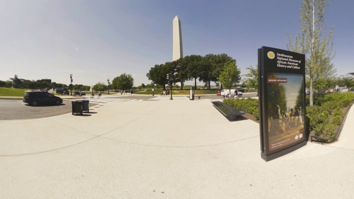 National Museum of African American History and Culture | Washington, DC 360 Video