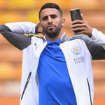 Riyad Mahrez leaves Algeria training camp to 'formalise' deadline day move amid Arsenal and Manchester United transfer talk