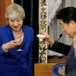 UK and Japan aim for trade deal straight after Brexit: Source