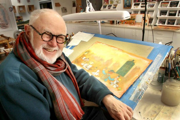 Happy birthday, Tomie DePaola!