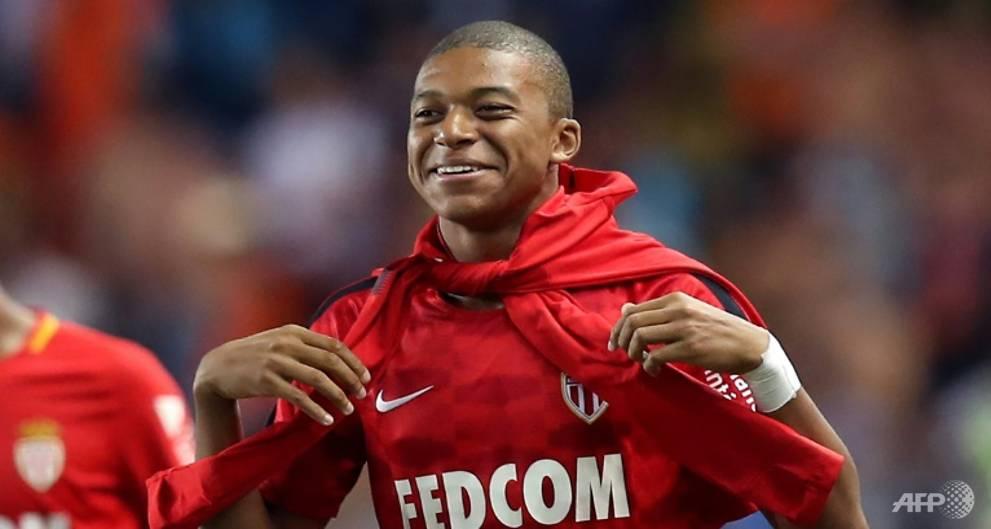 Mbappe joins PSG on loan from Monaco