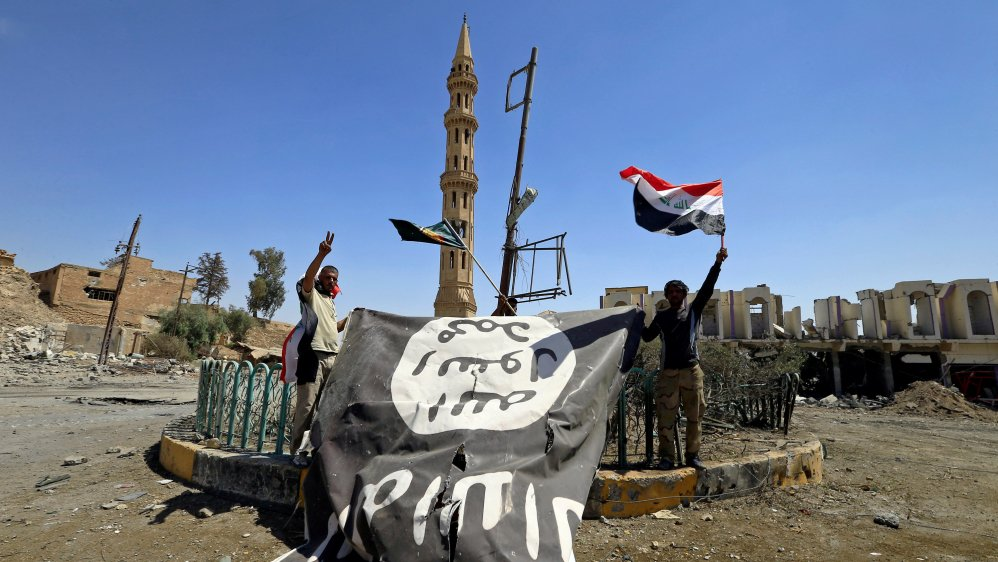 What is left of ISIL's 'caliphate'?