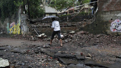 Rains lash southern Pakistan after causing havoc in India