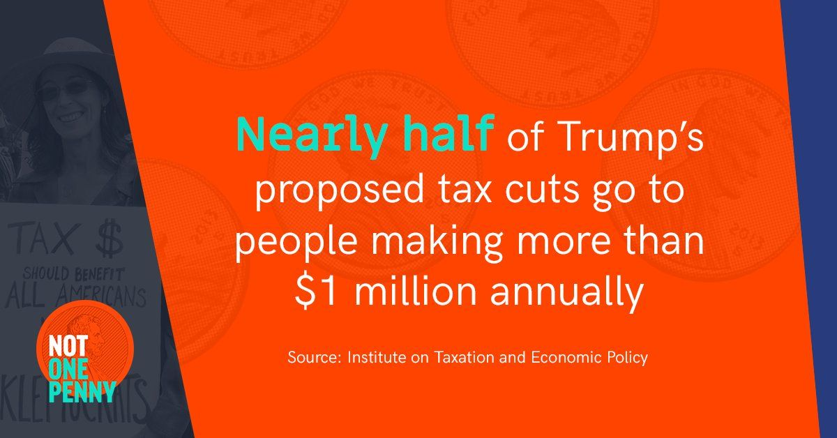 Tax cuts for corporations and the wealthy =/= 'Tax Reform'  DEMAND FAIR TAX REFORM ☎️: https://t.co/SjgctYCvU0 https://t.co/ngSw87nf0t