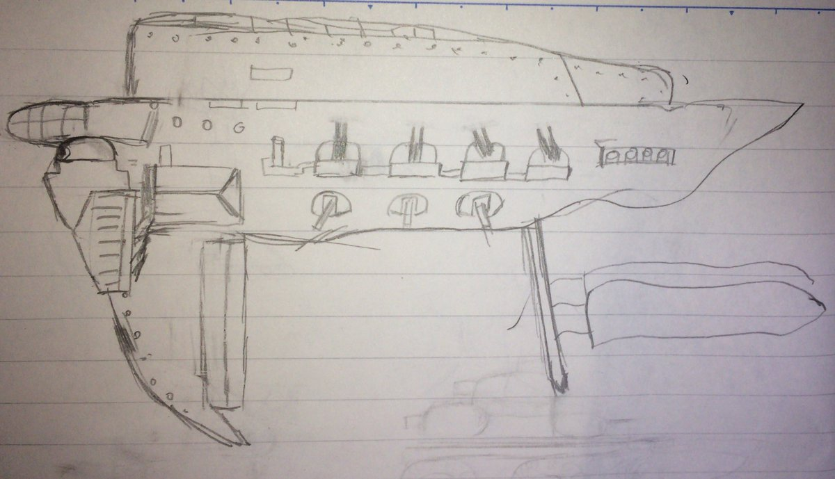 #ラスティフロントコンテストに挙げたヴァナディース級軽空母リメイクまたの名を貧乏貴族の欲張り領地防衛セット、単艦で航空運