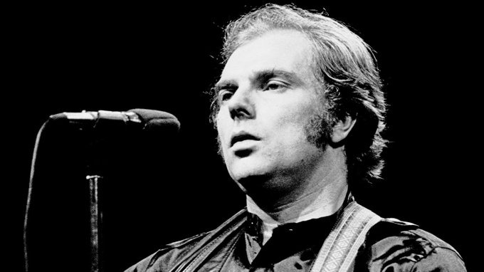 Hearing the blues changed my life. Van Morrison Happy Birthday