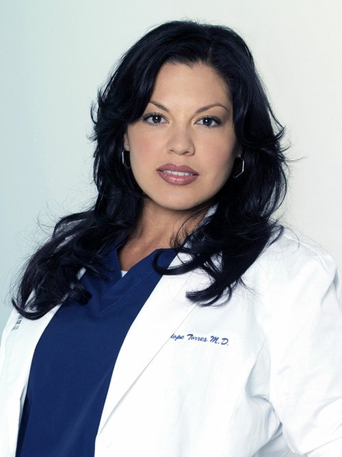 Happy birthday Callie Torres aka Sara Ramirez