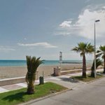 11-year-old girl's foot mauled in suspected shark attack near Spanish resort of Benicassim popular with Brit tourists as beachgoers told to avoid the area