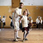 Out of Soviet repression, Estonia's 'The Fencer' is feel-good winner