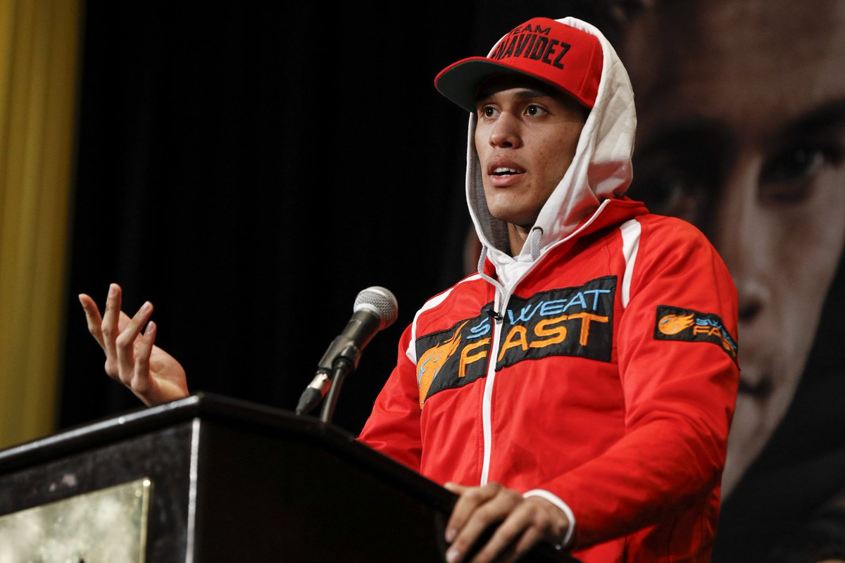test Twitter Media - #OnthisDay David Benavidez TKO's Alberto Gutierrez in round 1, advancing him to an 11-0 record back in 2015. 🇲🇽 https://t.co/rqAz3L86qk