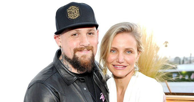 [INFO]Benji Madden Wishes Beautiful Wife Cameron Diaz Happy Birthday: Photo