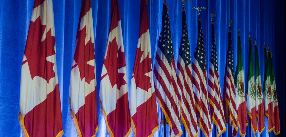 As NAFTA talks restart, Canada and Mexico are unfazed by Trump's threats:
