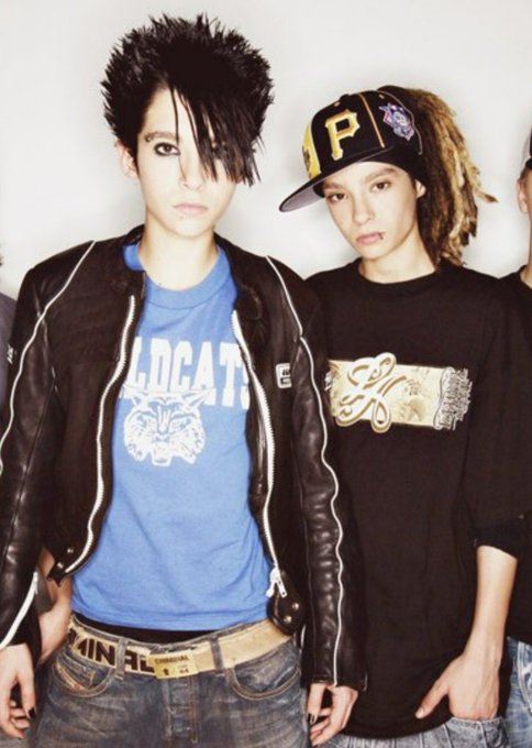 HAPPY BIRTHDAY TO MY FAVORITES TWIIINS BILL AND TOM KAULITZ      [2005/2007/2017/2017]