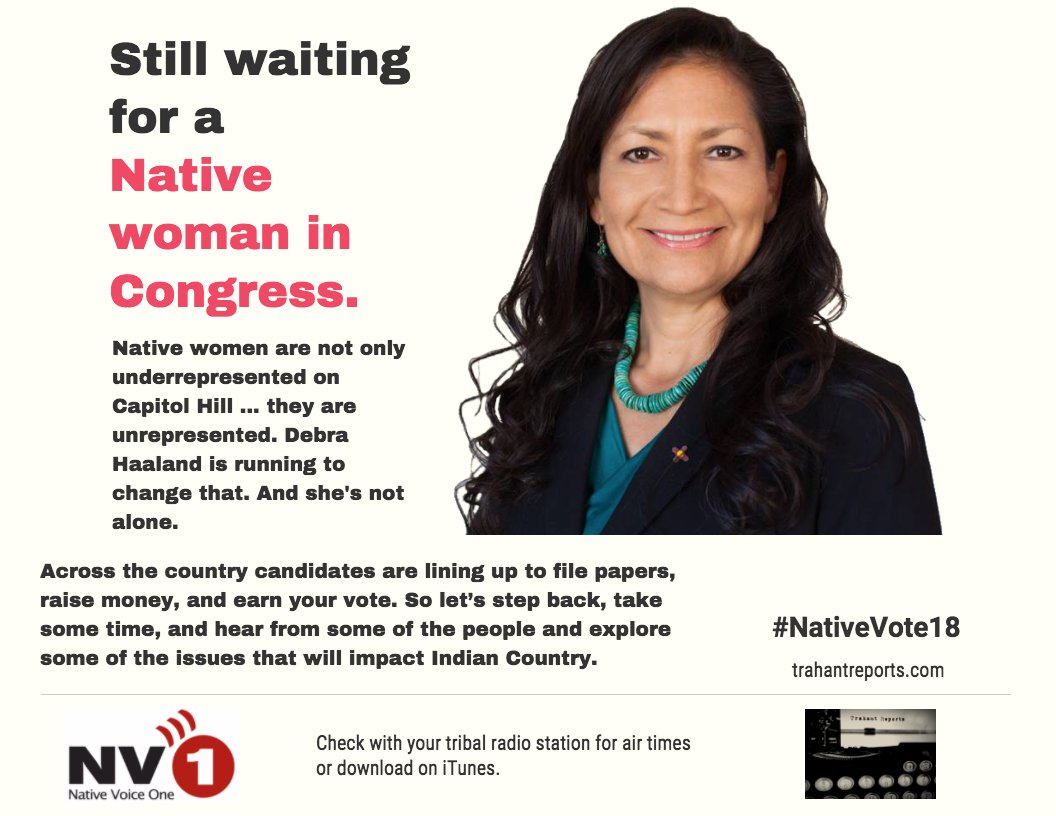 Check with your @NativeVoiceOne  radio station -- Trahant Reports special airs this weekend. (Also available on iTunes.) https://t.co/OIXc2cPx81