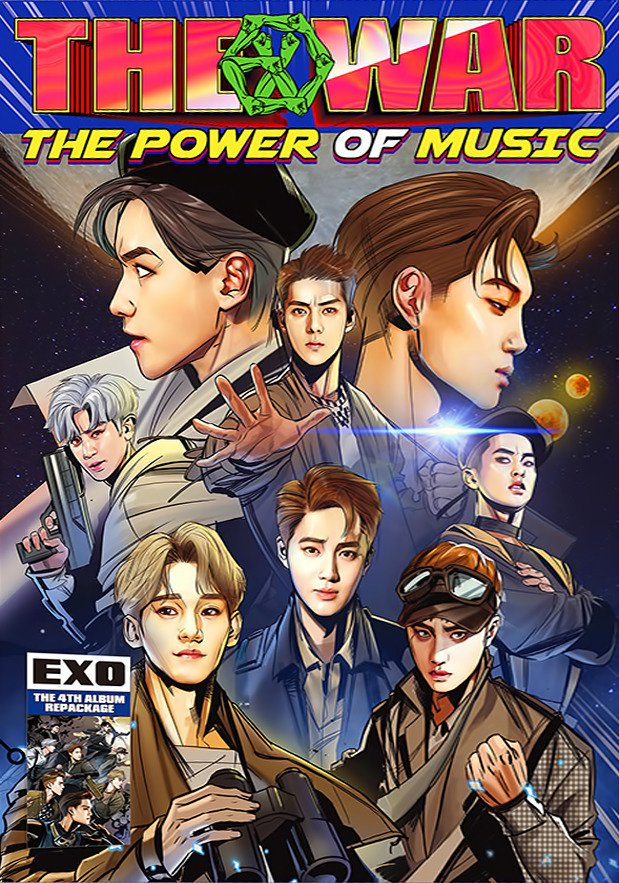 [NEXT WEEK] ��EXO 4th Repackaged Album #ThePowerofMusic to be release on September 5, 2017! https://t.co/fvyCZmV5yv