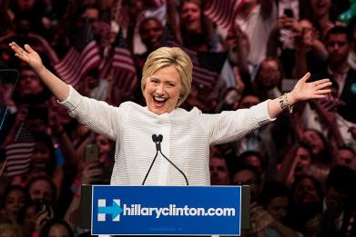 VIP tickets for Hillary Clinton's book tour cost over $2,000, so you'll have to save up
