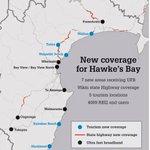Ultra-fast broadband reaches more in Hawke's Bay