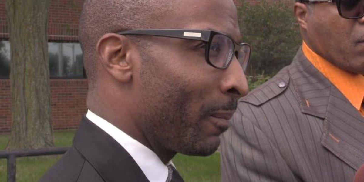 Detroit pastors protest police brutality