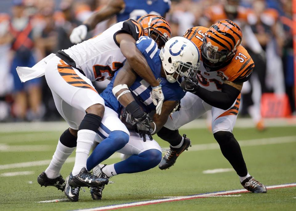 Check out photos from tonight's game! #CINvsIND  ��: https://t.co/Q7HRnXtFpk https://t.co/87tfT2U8Uc