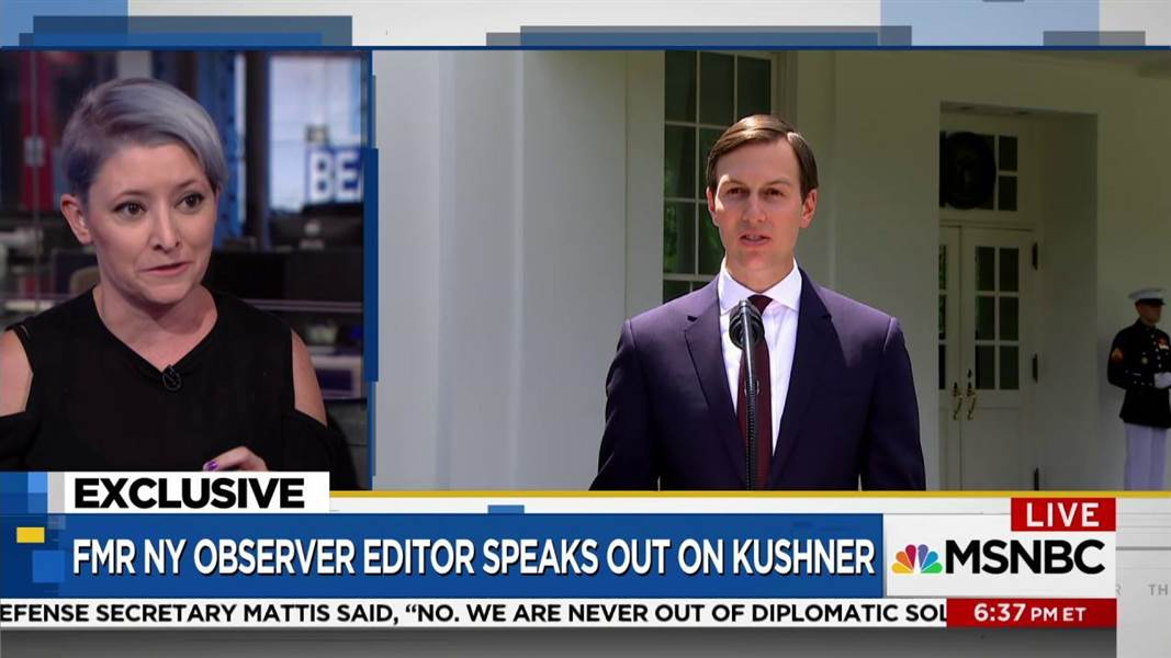 Fmr. Kushner aide: Trump told Jared Republicans are dumb https://t.co/keO0ijDFZQ https://t.co/3Z0MSJ7xdC