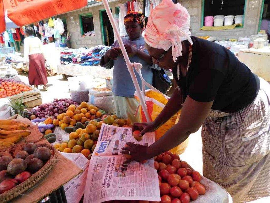 Nyandarua traders decry plastics ban