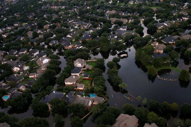 Texas city loses drinking water, risk of blast at chemical plant as new dangers appear after hurricane Harvey