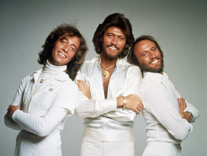 Happy Birthday to Barry Gibb(middle) who turns 71 today!