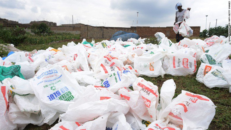 Kenya is trying to ban plastic bags -- for the third time (via @CNNafrica)