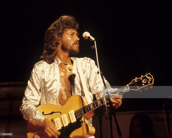 Barry Gibb is 71 years old today. He was born on 1 September 1946 Happy birthday Barry!