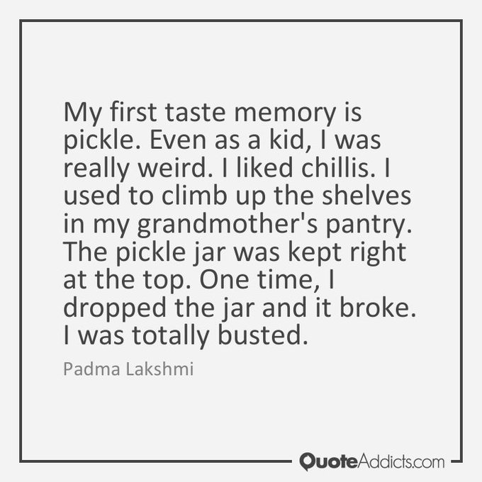 Today, we wish Padma Lakshmi a very happy birthday! Have you made any of her recipes?