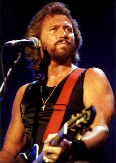 Happy Birthday Barry Gibb 71 year old