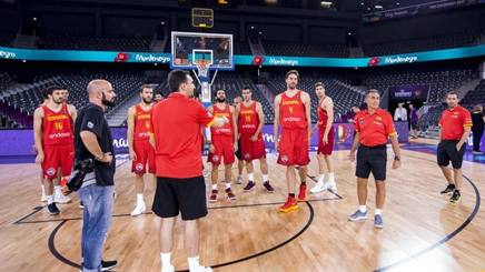 Basket, Europeo: debutta la Spagna contro il Montenegro di Tanjevic