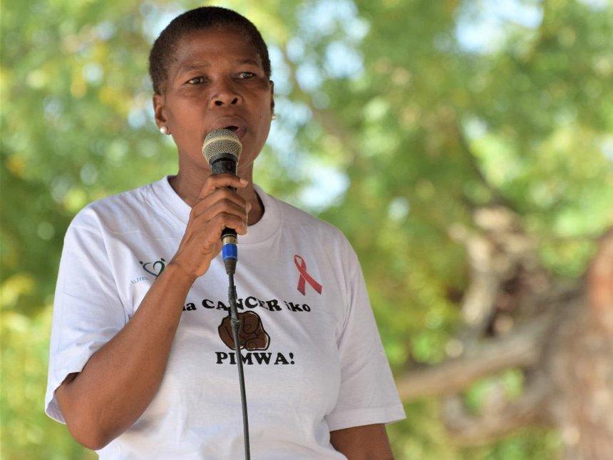 Kilifi woman to walk 421km to raise mother's Sh1.8m medical bill