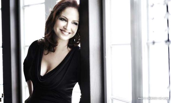 "HAPPY BIRTHDAY... GLORIA ESTEFAN! ""RHYTHM IS GONNA GET YOU\""."