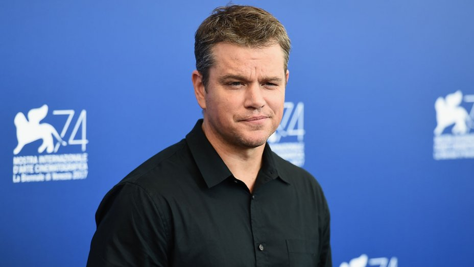 Matt Damon talks Clooney, Trump, Suburbicon and racism in America