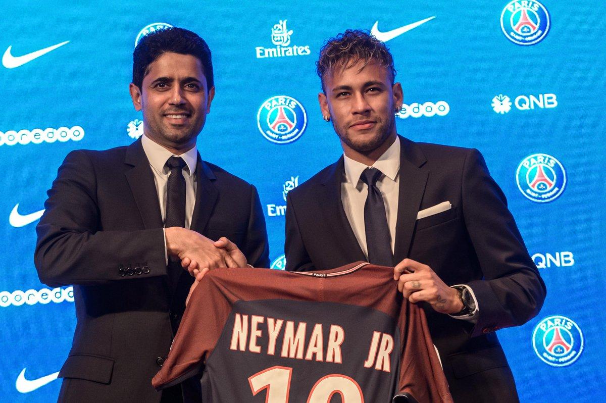 UEFA onderzoekt geldsmijterij Paris Saint-Germain