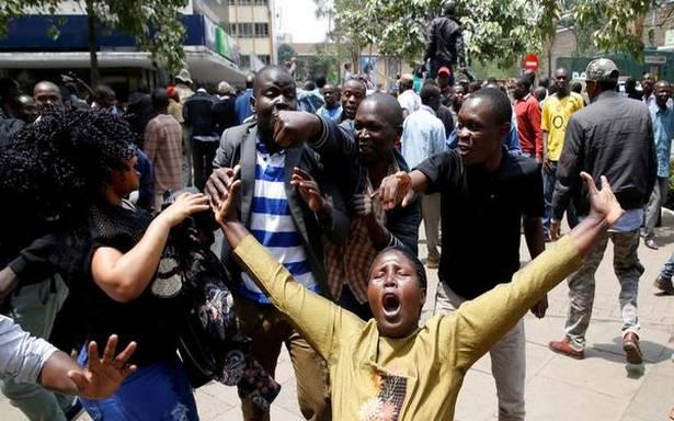 Kenya's Supreme Court declares presidential vote invalid, calls for new polls