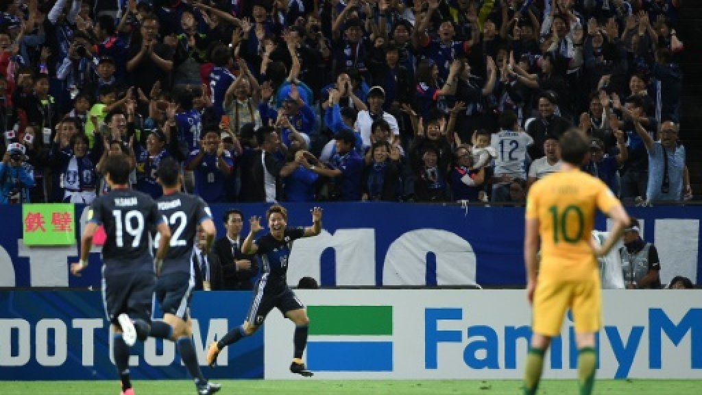 Japan hails 'new generation' for reaching World Cup