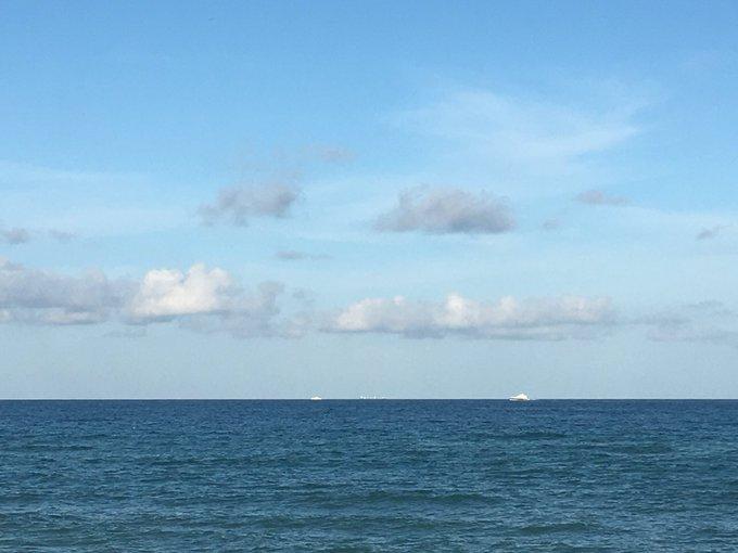Yesterday's view was pretty nice 😍❤️🤘 https://t.co/yaIgUvU9b1