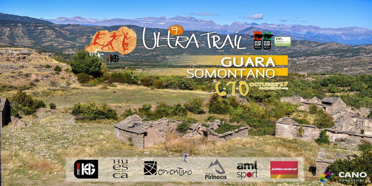 Imatge Ultra Trail Guara-Somontano