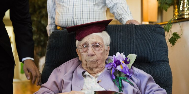 Woman Kicked Out of School for 1938 Pregnancy Gets Diploma