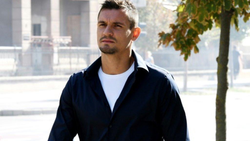 Football: Lovren testifies in Croatia graft trial