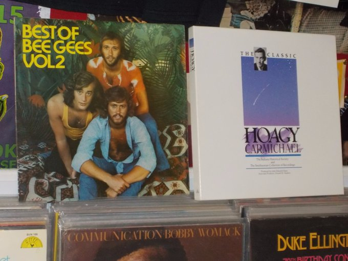 Happy Birthday to Barry Gibb of the Bee Gees & the late Art Pepper, who played with Hoagy Carmichael