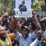 Kenyan court throws out Kenyatta's win in presidential election