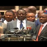 Opposition supporters celebrate court decision #TheMaragaDecision